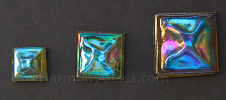 pinchback glass jewels